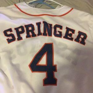 Other - Houston Astros George Springer #4 jersey